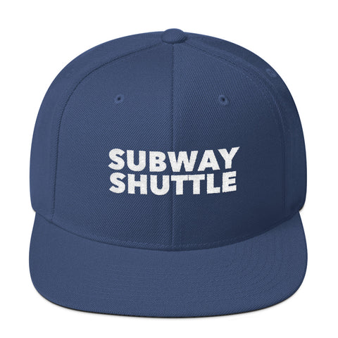 Subway Shuttle Snapback