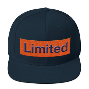 Limited Wool Blend Snapback