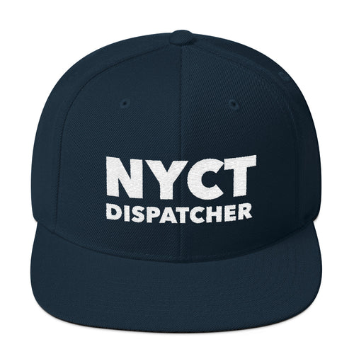 NYCT Dispatcher Wool Blend Snapback