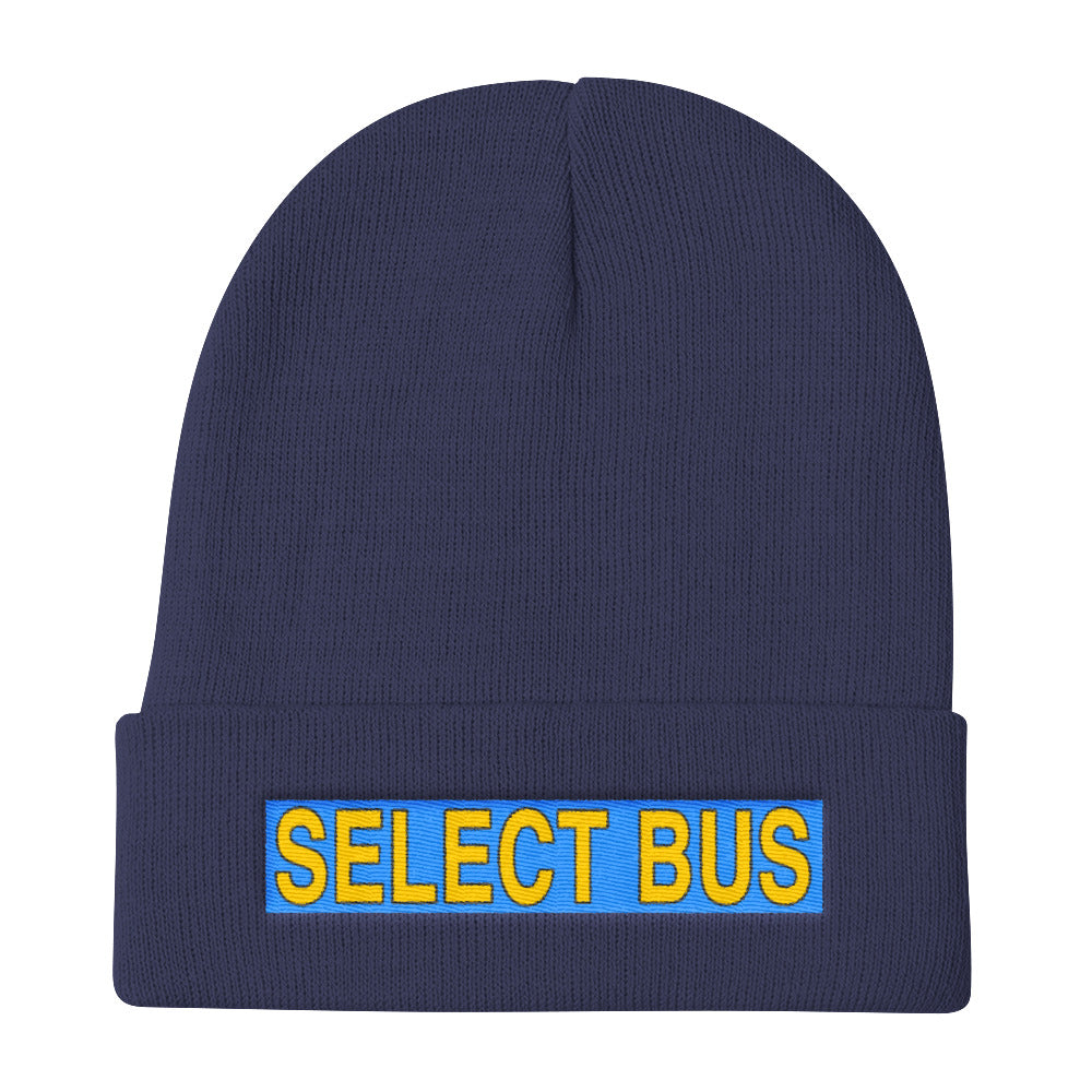 Select Bus Knit Beanie