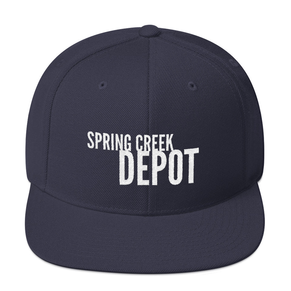 Spring Creek Snapback Hat