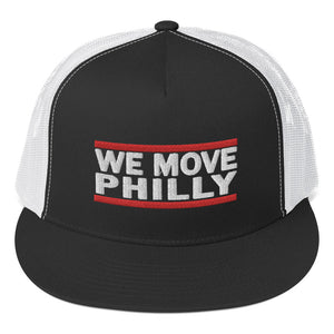 We Move Philly Trucker Cap