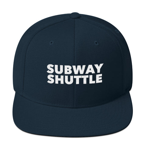 Image of Subway Shuttle Snapback