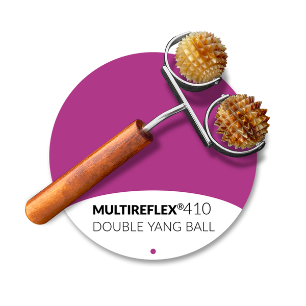 Nº410 | Double Yang Body Roller