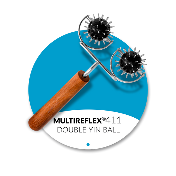 Nº411 - Double Yin Body Roller