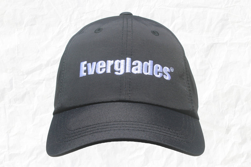 Everglades Boats Black Performance Hat