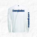 Men's Performance Long Sleeve - Signature White