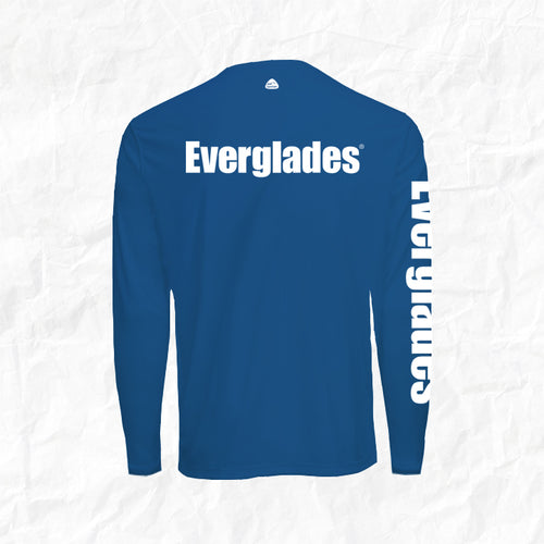Men's Performance Long Sleeve - Signature Royal Blue