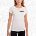 Women's Short Sleeve Performance Shirt - Signature White