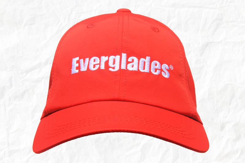 Everglades Boats Red Performance Hat