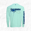Men's Performance Long Sleeve - Swordfish