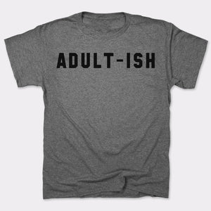 Mens Adultish T-Shirt - Salty 9