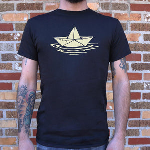 Mens Float S.S. Georgie T-Shirt - Salty 9