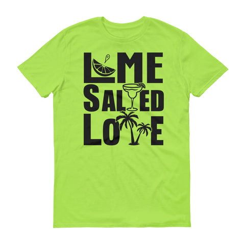Lime Salted Love - Short-Sleeve T-Shirt - Salty 9
