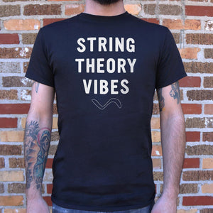 Mens String Theory Vibes T-Shirt - Salty 9
