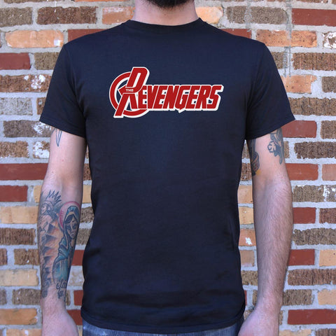 Mens The Revengers T-Shirt - Salty 9