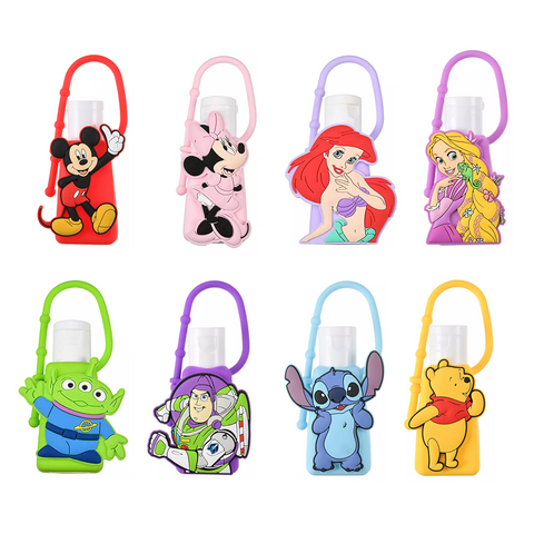 Disney Store Japan Hand Gel with Cases