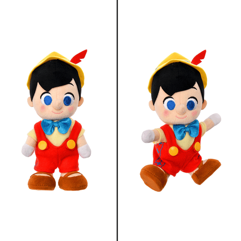 Disney Store Japan Pinocchio nuiMO Posable Plush