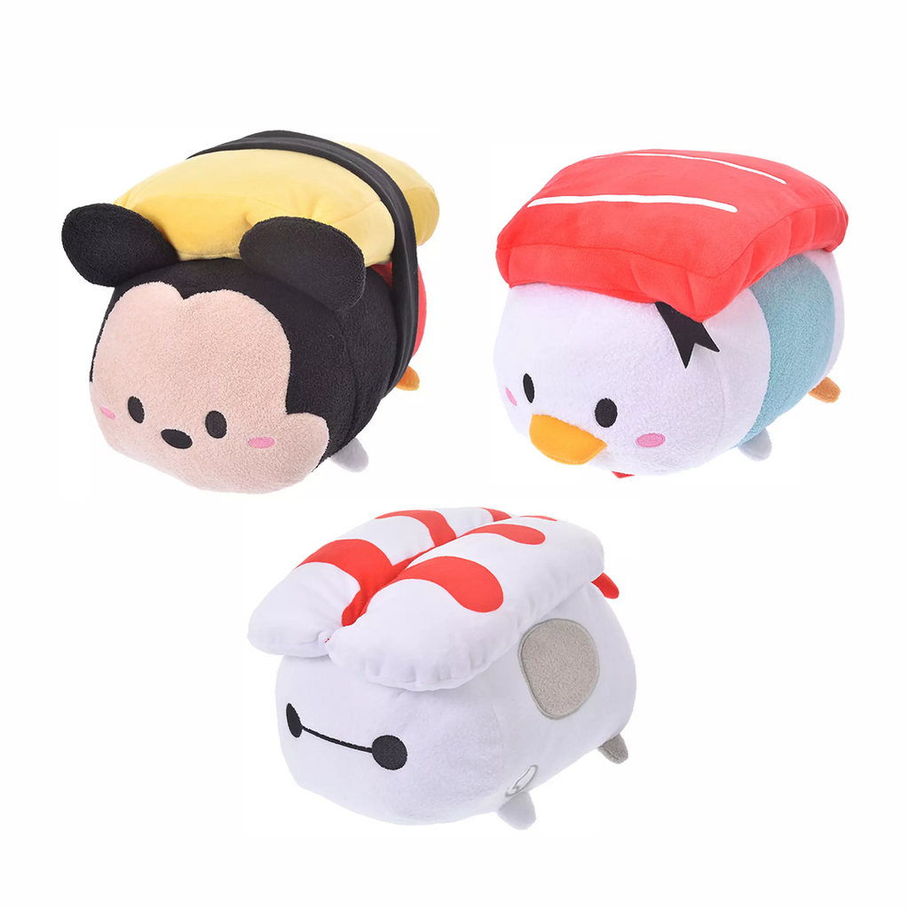 Disney Store Japan Large Sushi Tsum Tsums