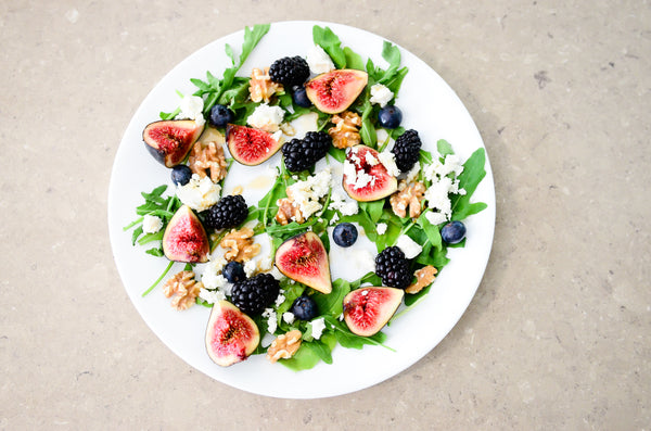 Fig & Berry Salad