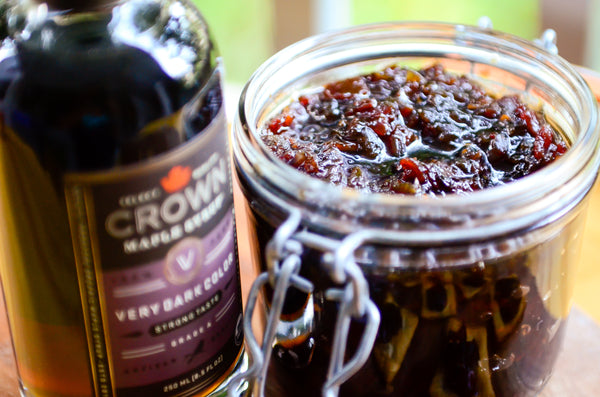 Maple Bacon Chilli Jam