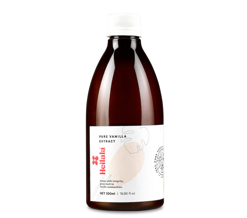 Heilala Pure Vanilla Extract 500ml