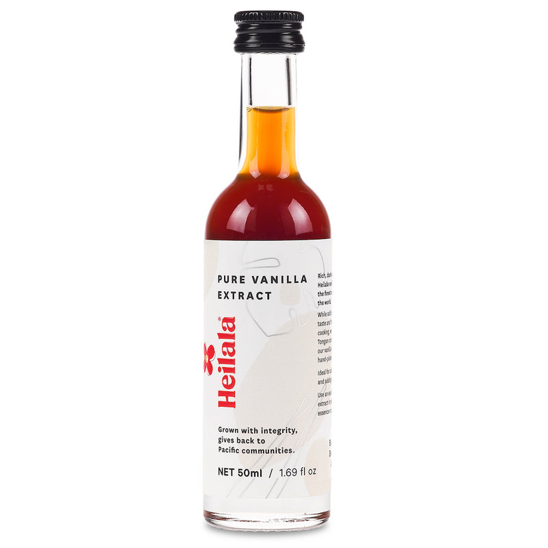 Heilala Pure Vanilla Extract 50ml