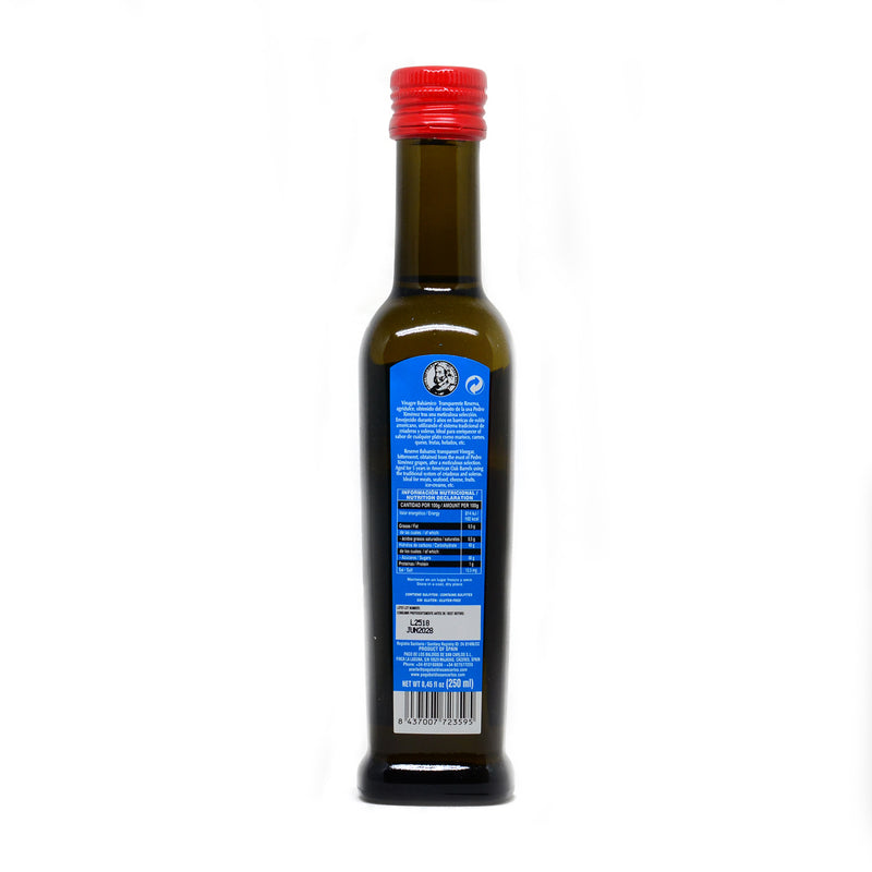 San Carlos Gourmet Transparent Balsamic Vinegar