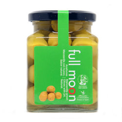 Full Moon Manzanilla Olives With Pit