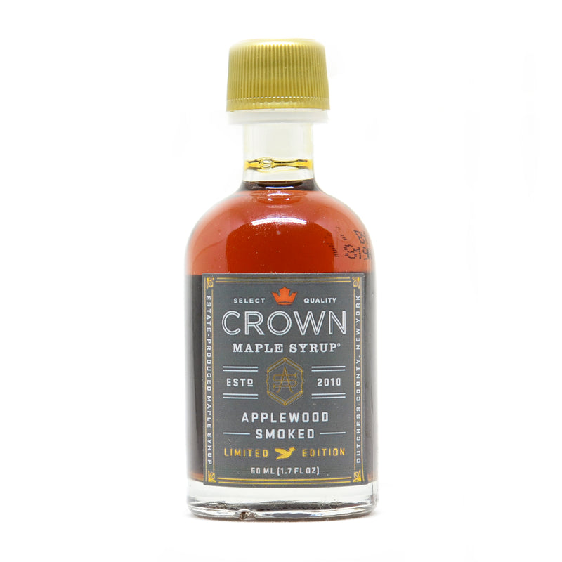 Crown Maple Applewood Smoked Maple Syrup