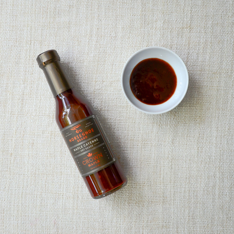 Crown Maple Horseshoe Hot Sauce