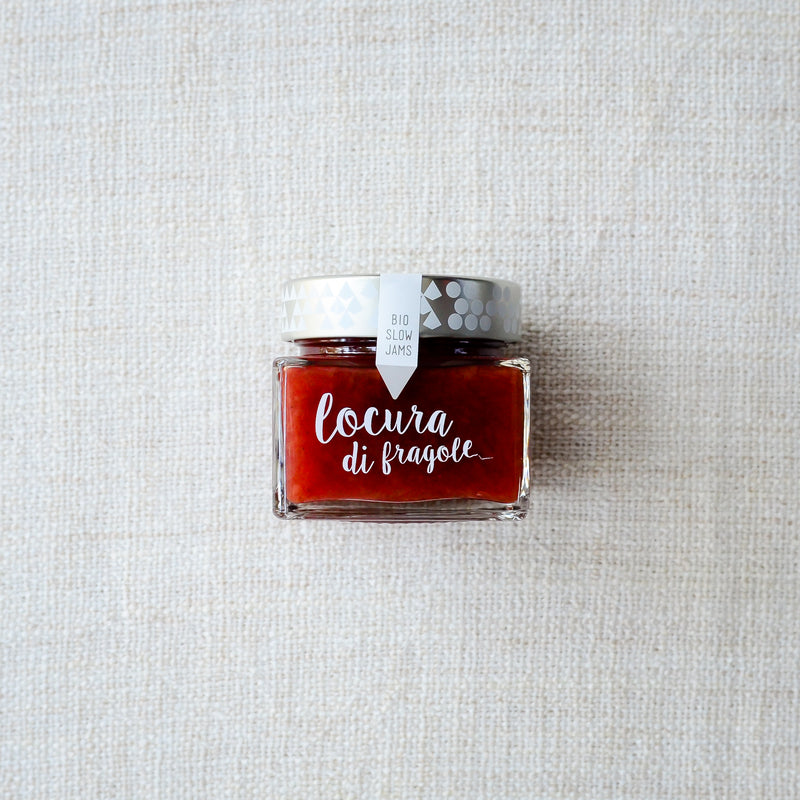 "LoRUSSo Strawberry Extra Jam ""Locura di Fragole"""