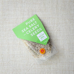 Halen Môn Pure Sea Salt with Celery Seeds 100g