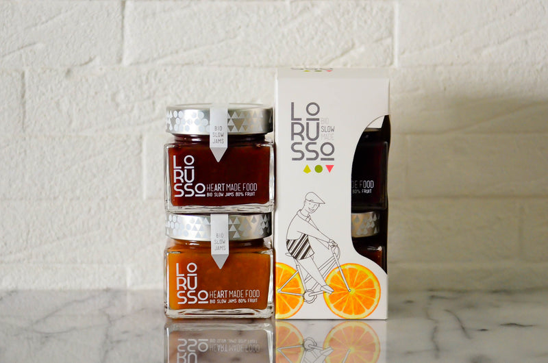 LoRUSSo Jam & Marmalade Gift Pack - 2 Jars (305g)