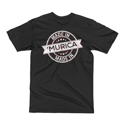Official Made In 'Murica Tee