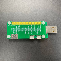 Raspberry Pi Zero USB Dongle Shield