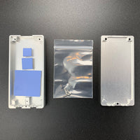 what's include in the LimeSDR mini aluminum case