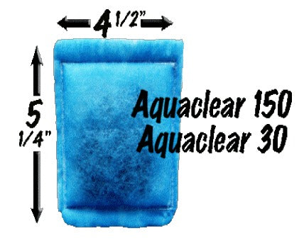 AquaClear 30 and 150 - Monthly Subscription Plan