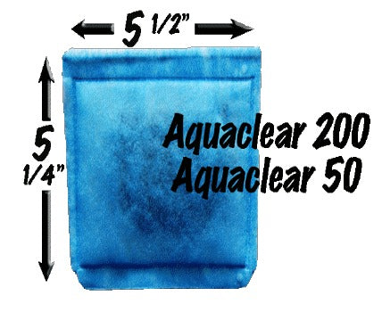 AquaClear 50 or 200 - Monthly Subscription Plan