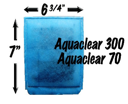 AquaClear 70 and 300 - Monthly Subscription Plan