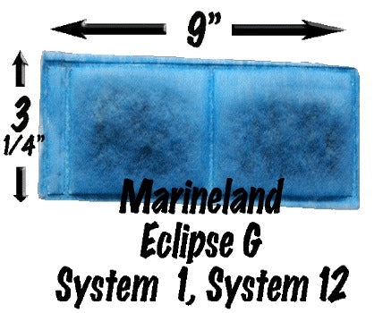 Marineland Eclipse G, System 1, and System 12 - Monthly Subscription Plan