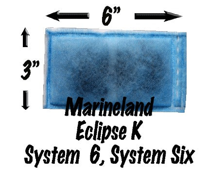 Marineland Eclipse K, System 6, System Six - Monthly Subscription Plan