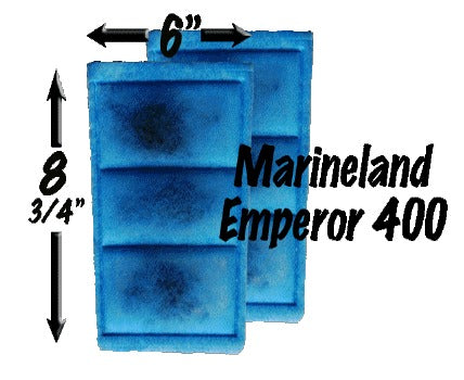 Marineland Emporer 400 - Monthly Subscription Plan