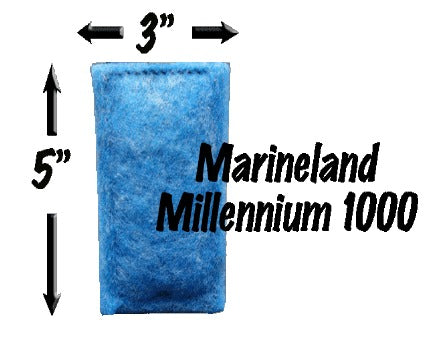 Marineland Millennium 1000 - Monthly Subscription Plan