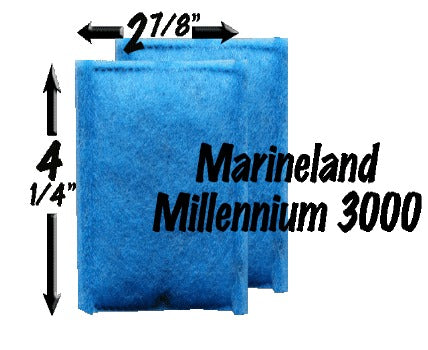 Marineland Millennium 3000 - Monthly Subscription Plan