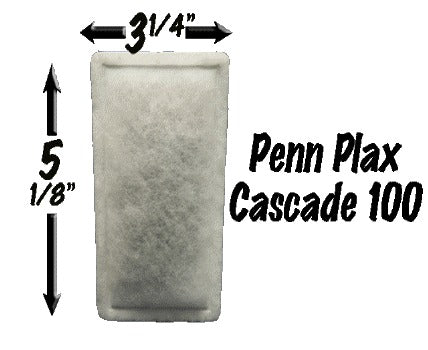 Penn Plax Cascade 100 - Monthly Subscription Plan