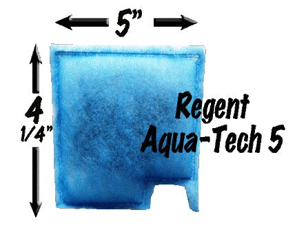 Regent Aqua-Tech 5 - Monthly Subscription Plan