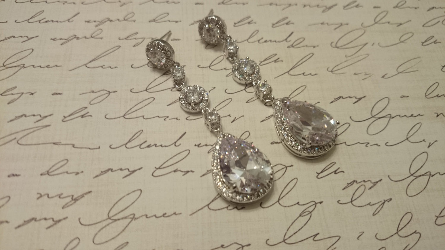 mother long gift the bridesmaids diamante bride diamond products fullxfull jewelry il clip bridal cz on of earrings