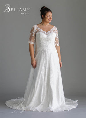 Size 20 Bellamy Bridal