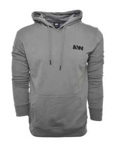 AW Ultrasoft Premium Hoodie - Silver